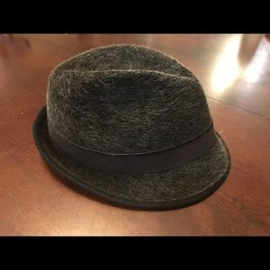 Vtg Men's German Hat ca. 1950s-1960s